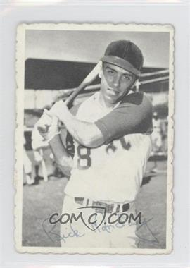 1969 Topps Deckle Edge #14 - Rick Monday