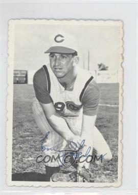 1969 Topps Deckle Edge #20 - Tommy Helms