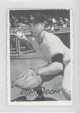 1969 Topps Deckle Edge #23 - Tom Haller [Good to VG‑EX]