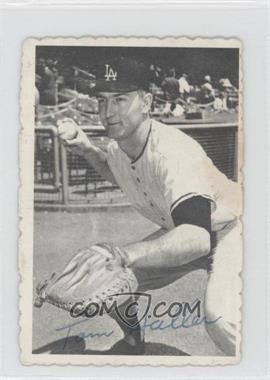 1969 Topps Deckle Edge #23 - Tom Haller [Poor to Fair]