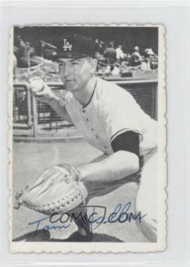 1969 Topps Deckle Edge #23 - Tom Haller