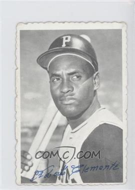 1969 Topps Deckle Edge #27 - Roberto Clemente [Poor to Fair]