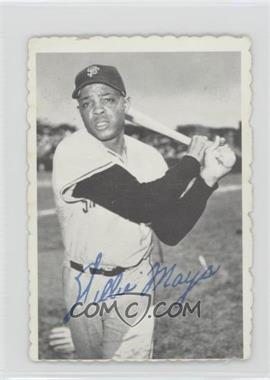 1969 Topps Deckle Edge #33 - Willie Mays [Good to VG‑EX]