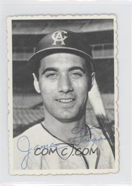 1969 Topps Deckle Edge #5 - Jim Fregosi
