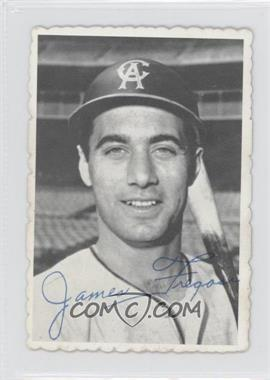 1969 Topps Deckle Edge #5 - Jim Fregosi [Good to VG‑EX]