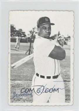 1969 Topps Deckle Edge #9 - Willie Horton