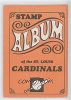 St. Louis Cardinals Team [Good to VG‑EX]