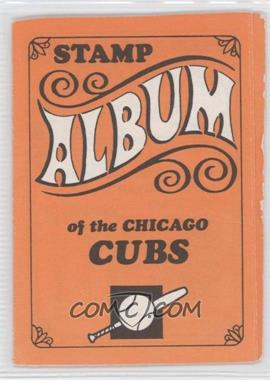 1969 Topps Stamps Team Stamp Albums #3 - Chicago Cubs Team [Good to VG‑EX]