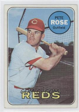 1969 Topps #120 - Pete Rose [Good to VG‑EX]