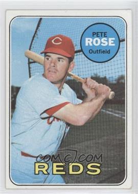 1969 Topps #120 - Pete Rose [GoodtoVG‑EX]