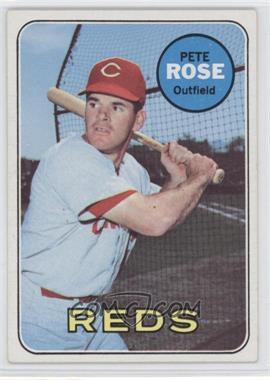 1969 Topps #120 - Pete Rose