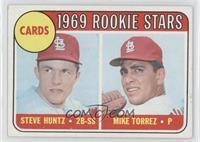 Steve Huntz, Mike Torrez