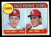 Steve Huntz, Mike Torrez [NM]