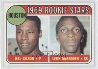 Hal Gilson, Leon McFadden [GoodtoVG‑EX]