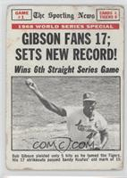 Bob Gibson [PoortoFair]
