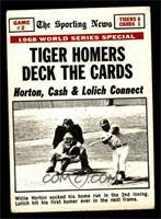 1968 World Series (Game 2) [VG]