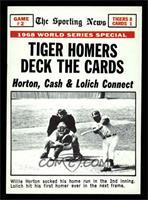 1968 World Series (Game 2) [NM]
