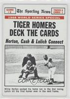 1968 World Series (Game 2) [GoodtoVG‑EX]