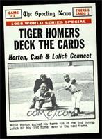 1968 World Series (Game 2) [VGEX]