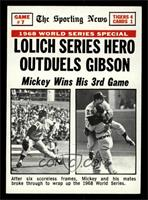 Mickey Lolich [NM]