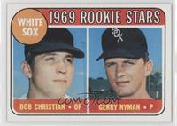 Bob Christian, Gerry Nyman