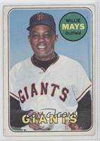 Willie Mays [Altered]