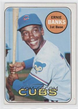 1969 Topps #20 - Ernie Banks