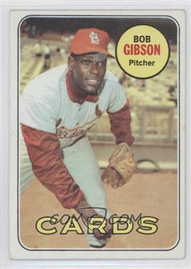 1969 Topps #200 - Bob Gibson