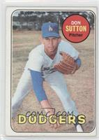 Don Sutton [Good to VG‑EX]