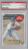 Don Sutton [PSA 6]