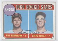 Bill Harrelson, Steve Kealey [Good to VG‑EX]