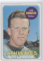 Lew Krausse