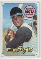 Manny Mota [Good to VG‑EX]