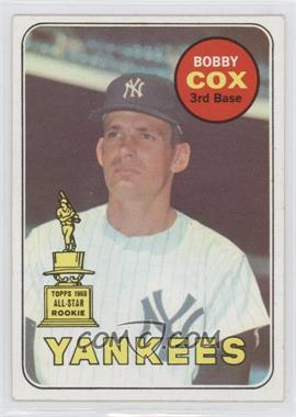 1969 Topps #237 - Bobby Cox