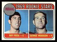 Indians Rookies (Ray Foose, George Woodson) [NMMT]