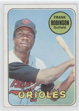 1969 Topps #250 - Frank Robinson