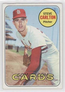 1969 Topps #255 - Steve Carlton
