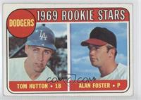 Tom Hutton, Alan Foster