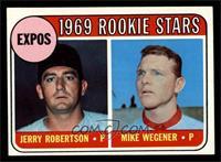 Jerry Robertson, Mike Wegener [NM]