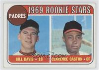 Bill Davis, Cito Gaston