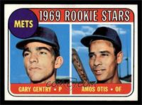 Mets Rookie Stars (Gary Gentry, Amos Otis) [NM MT]