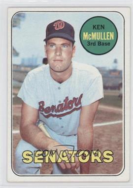 1969 Topps #319 - Ken McMullen