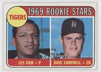 Les Cain, Dave Campbell
