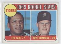 Les Cain, Dave Campbell [GoodtoVG‑EX]