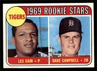 Les Cain, Dave Campbell [NM]