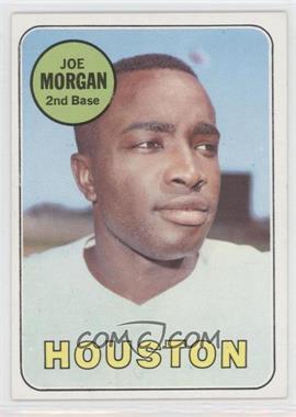 1969 Topps #35 - Joe Morgan