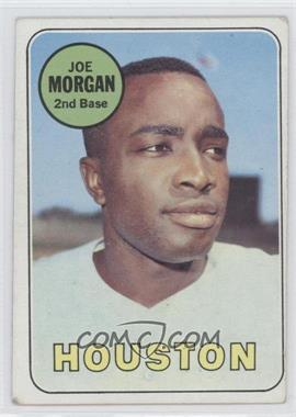 1969 Topps #35 - Joe Morgan