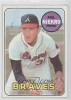 Phil Niekro [GoodtoVG‑EX]