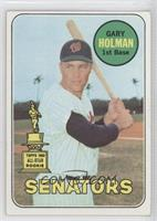 Gary Holman