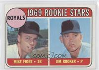 Mike Fiore, Jim Rooker